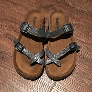 Outwoods strap sandals